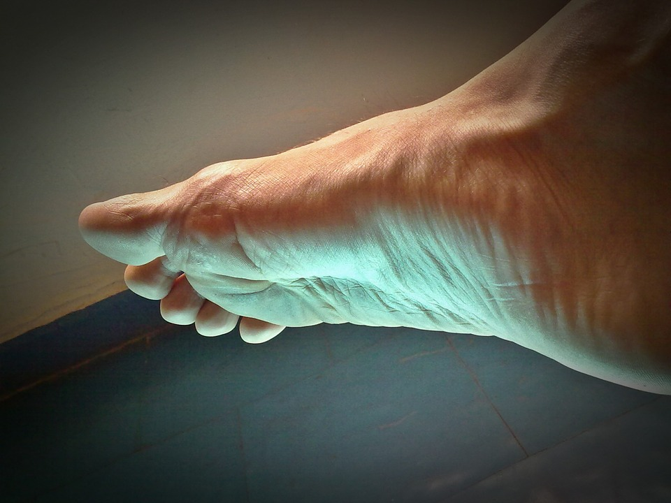 tratamentul articulațiilor cu talpa piciorului