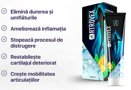 Artrovex : artrovex crema dureri spate articulatii pret pareri prospect farmacii forum – Reinvented