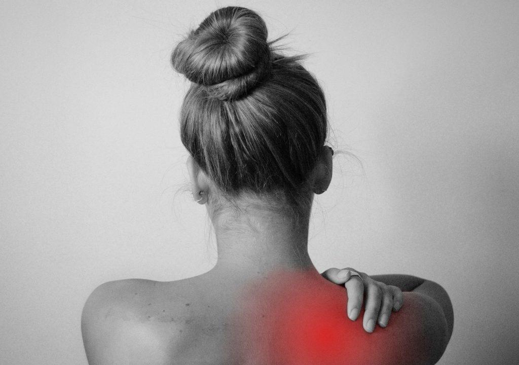 apariția durerilor de umăr