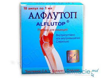 injecții pentru durere în articulațiile alflutop)