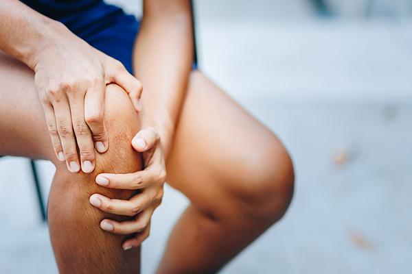 Infectie la genunchi