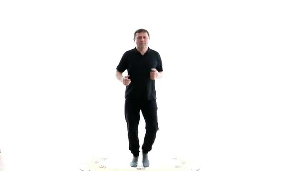 alergare la glezne)