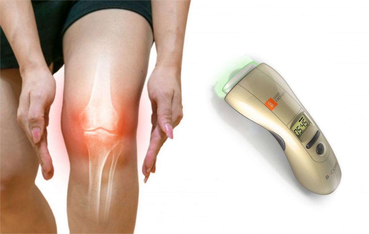tratamentul cu laser al artrozei genunchiului