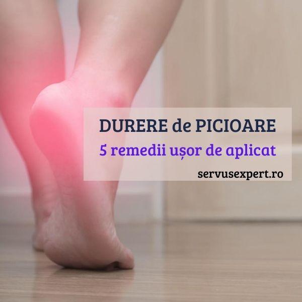 durere ascuțită în articulația degetului de la picior