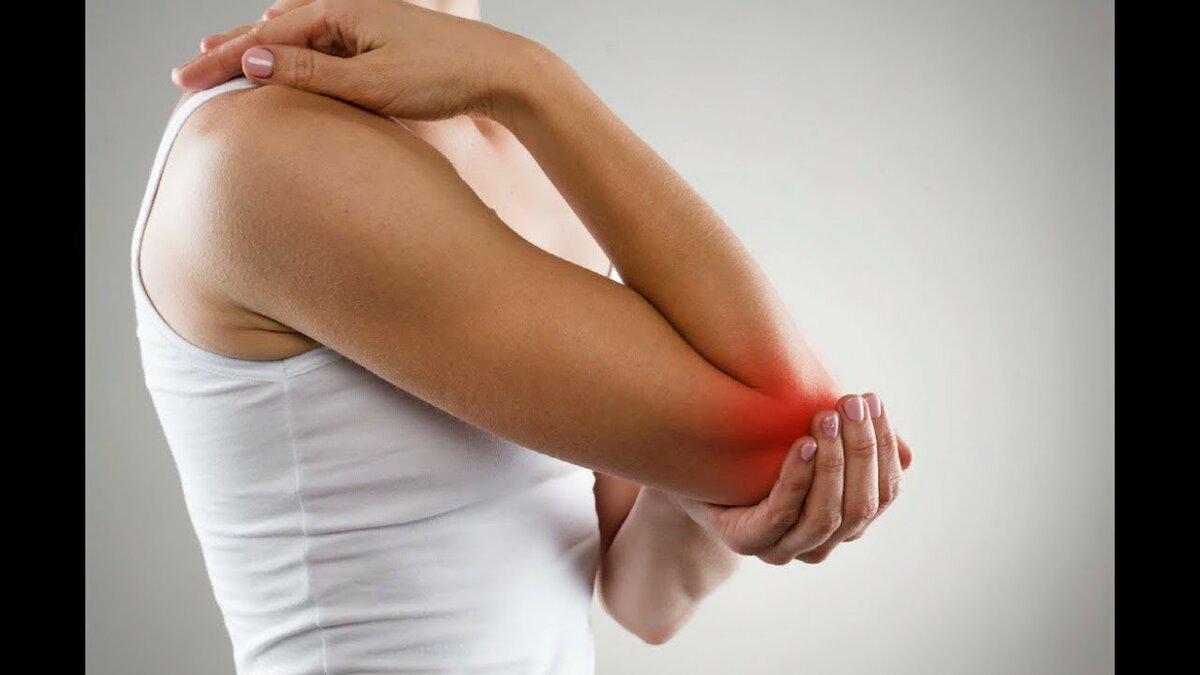 Durerea în articulația mâinii drepte - Cot
