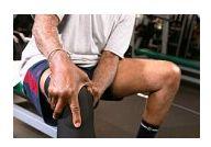 artrita secundara a genunchiului)