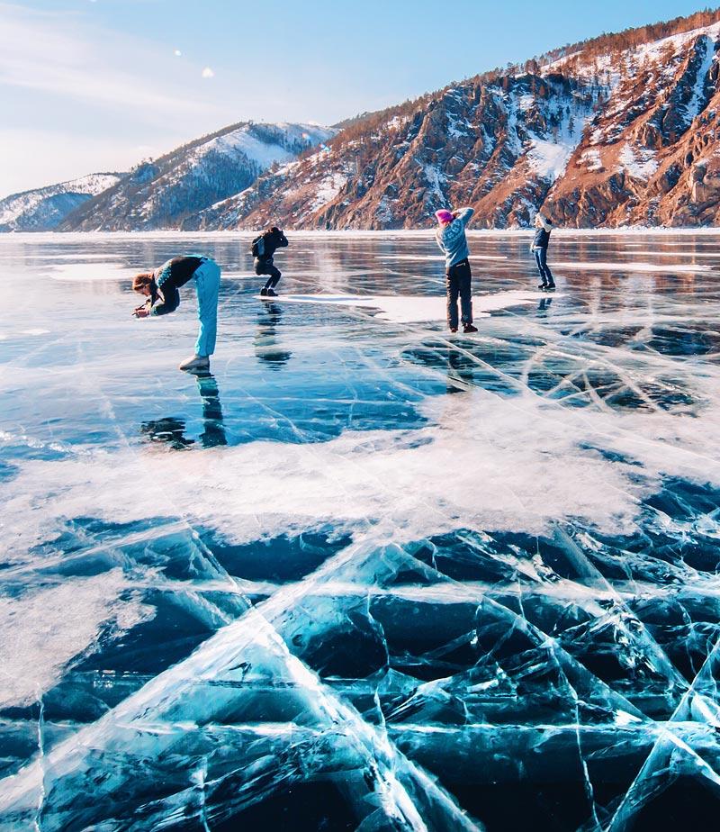 gheață de gheață comună gheață fierbinte