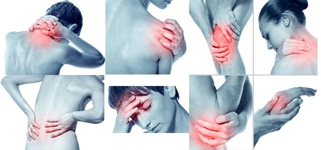 dureri articulare de lovire de căldură