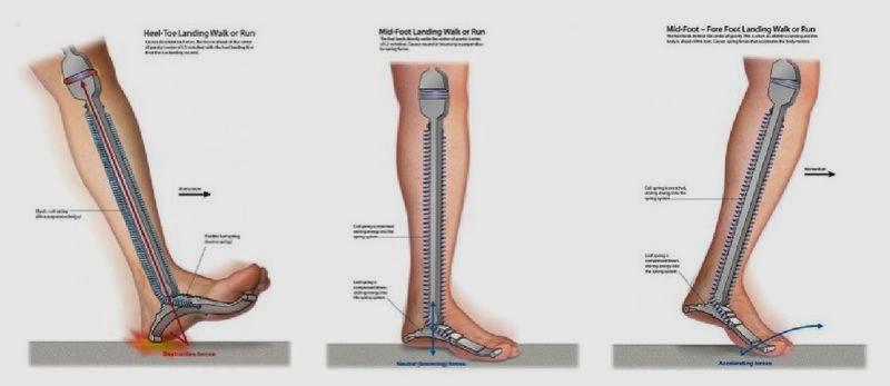 dureri la nivelul articulațiilor piciorului după alergare