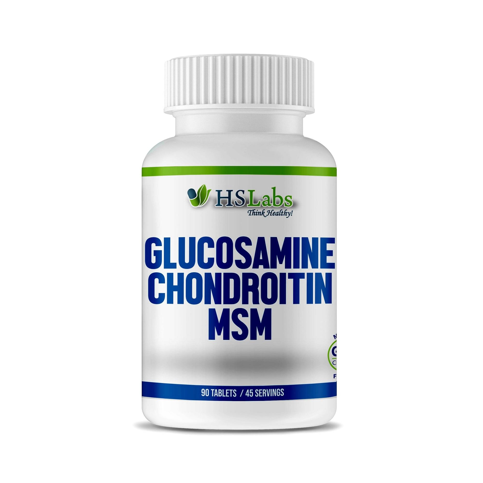 cât timp să luați glucozamină și condroitină