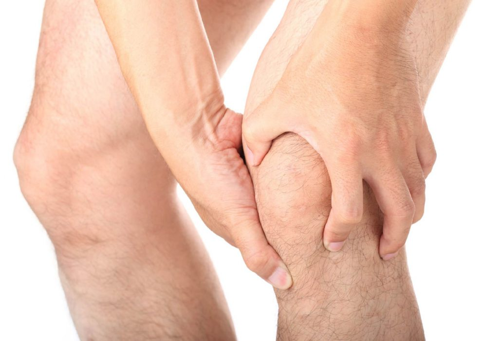 cum să opriți durerile de genunchi)