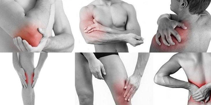 De ce articulațiile picioarelor pot răni