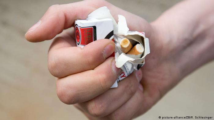 boala articulară de la fumat