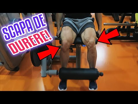 articulațiile genunchiului rănite decât tratate)