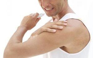 bursita podacromială a tratamentului articulației umărului