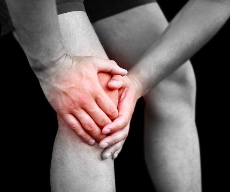 durere pe partea medială a genunchiului articulațiile din picioarele femeilor doare