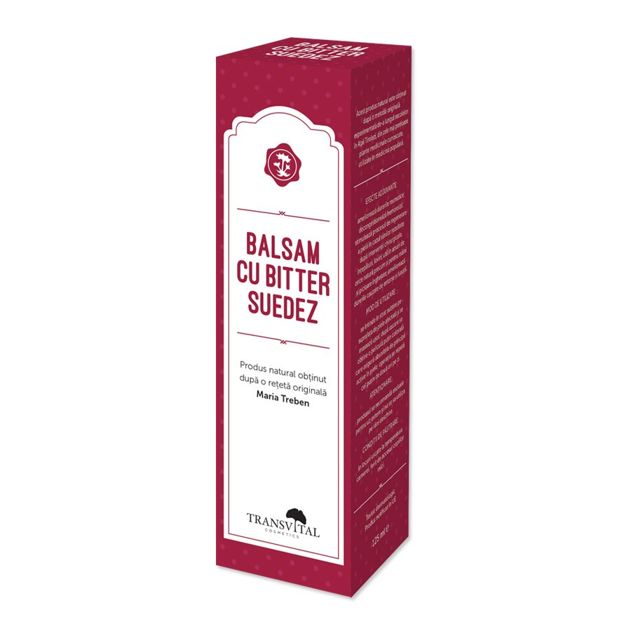 balsam suedez pentru articulații)