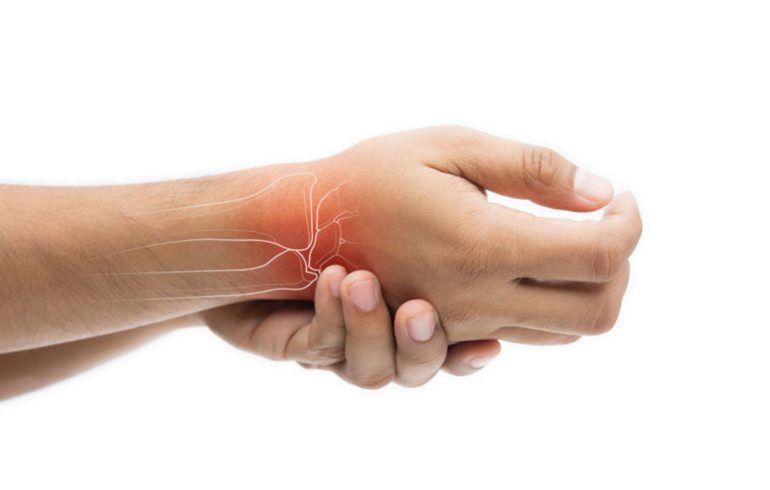 tratarea vaselor și a articulațiilor