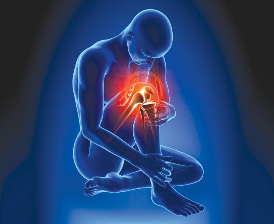 Uhf pentru artroza articulației umărului