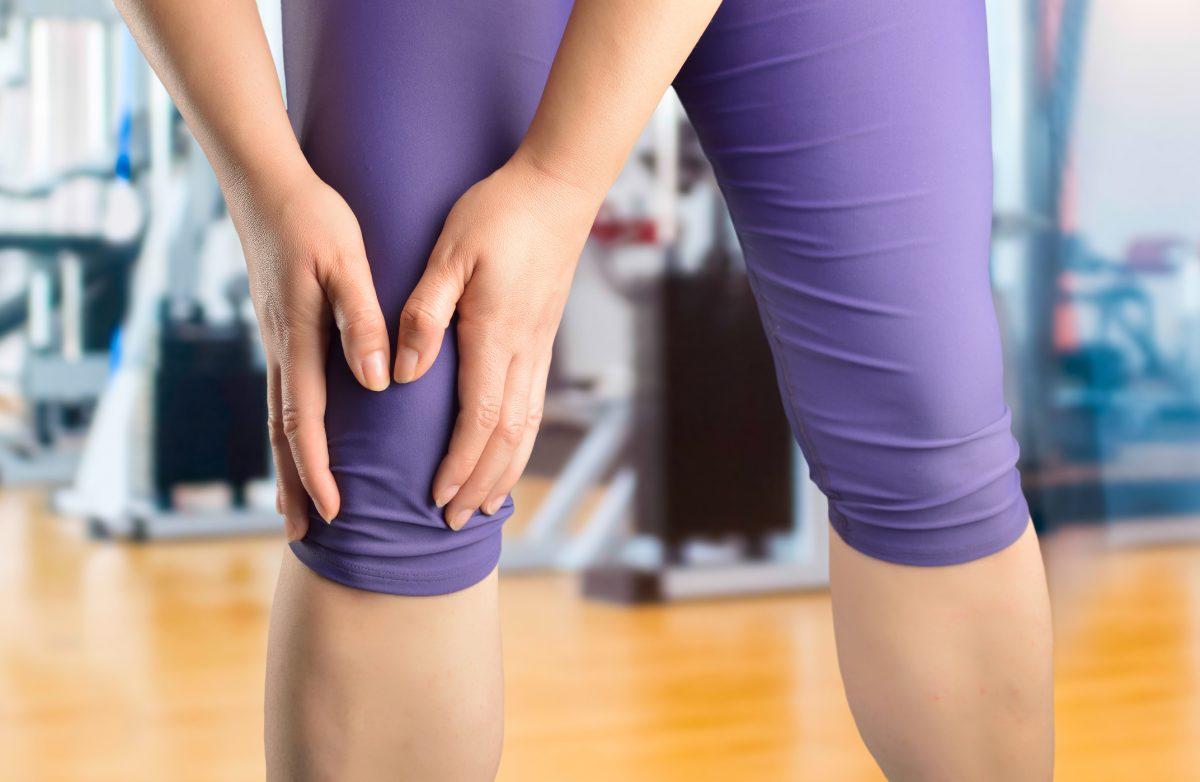 dacă articulațiile din genunchi creează ce să facă)
