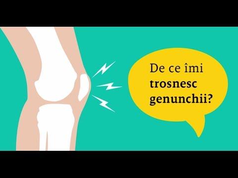 Solduri durere la genunchi după somn