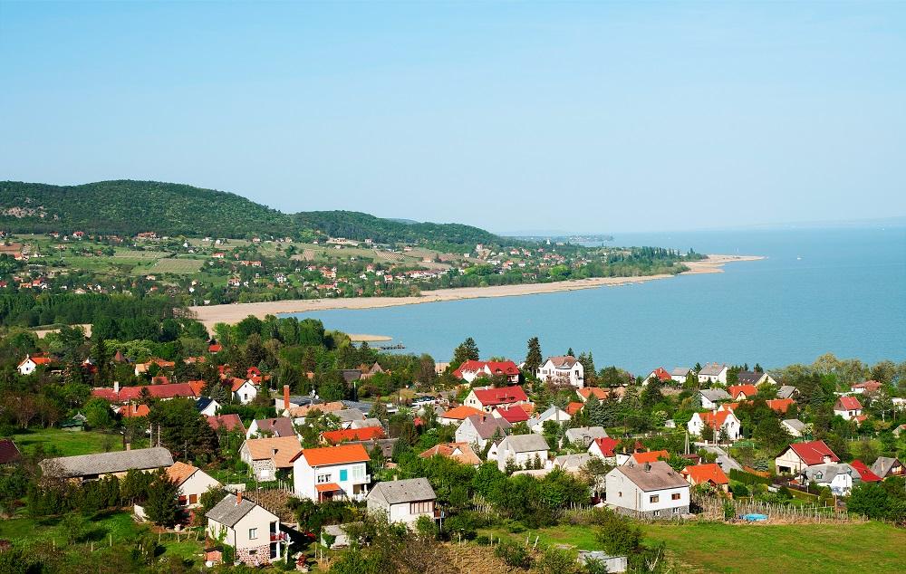 Tratamentul comun al lacului Balaton)