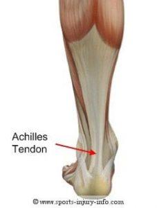 Articulațiile tendonului piciorului și tratamentul acestora,