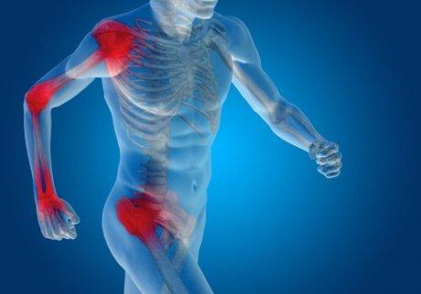 pregătire pentru restaurarea ligamentelor și articulațiilor)