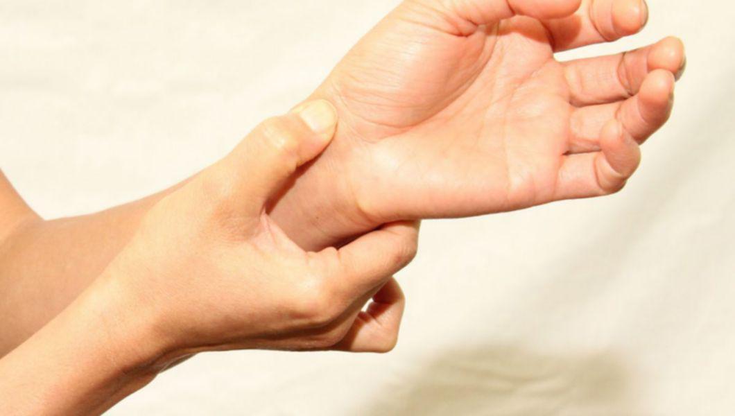 Leziuni ale tendonului mâinilor