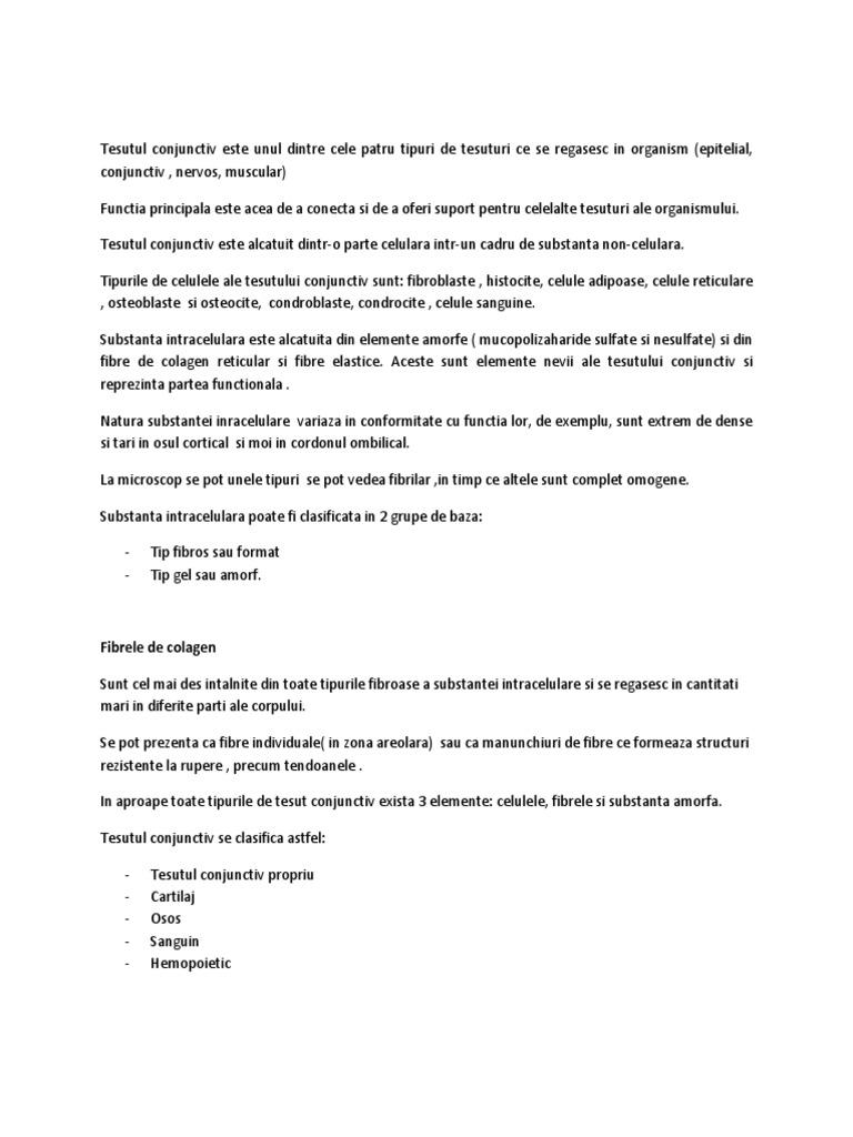 tratamentul slab al țesutului conjunctiv)
